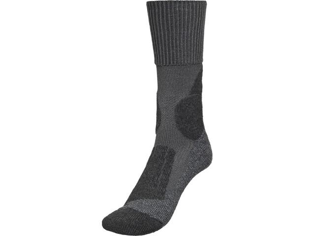 Falke TK1 Cool Trekking Socks Men asphalt melange